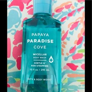 Bath & Body Works Bath Wash-Papaya Paradise Cove.